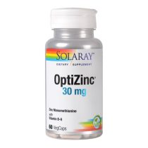 Optizinc Secom Solaray 30Mg 60cps