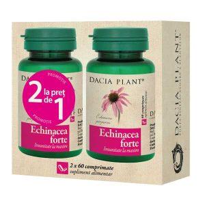 Echinaceea Forte Dacia Plant 120cpr 1+1