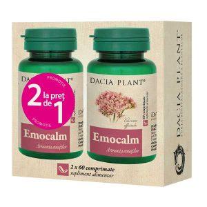 Emocalm Dacia Plant 120cpr