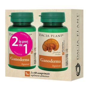Ganoderma Dacia Plant 60cpr 1+1