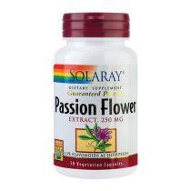 Passion Flower (Floarea Pasiunii) Secom Solaray 30cps