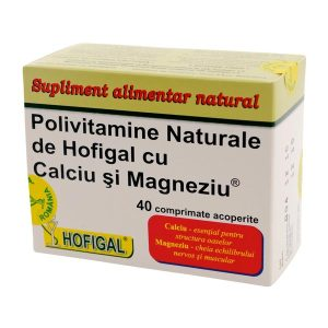 Polivitamine Hofigal 40cpr