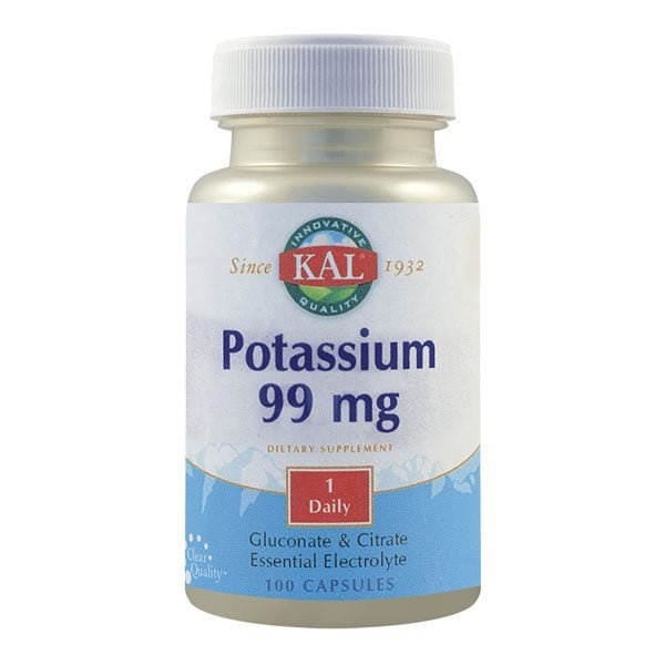 Potassium 99Mg 100cps KAL SECOM