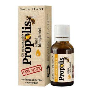 Propolis fara Alcool cu Picurator Dacia Plant 20ml