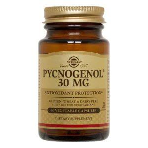 Pycnogenol 30 mg Solgar 30cps