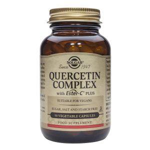 Quercetin Complex Solgar 50cps