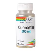 Quercetina Secom 500Mg Solaray 90cps