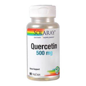 Quercetina Secom 500Mg Solaray 90cps