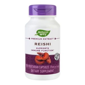 Reishi (Ganoderma Lucidum) Secom Nature's Way 100cps
