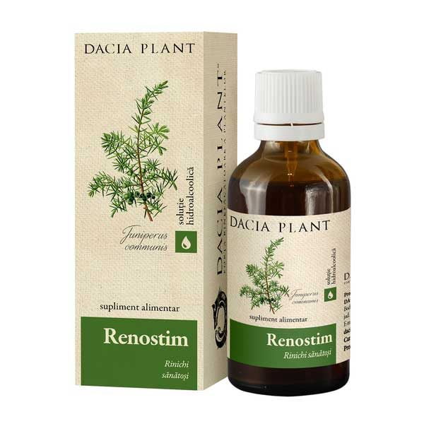 Renostim Tinctura 50ml DACIA PLANT