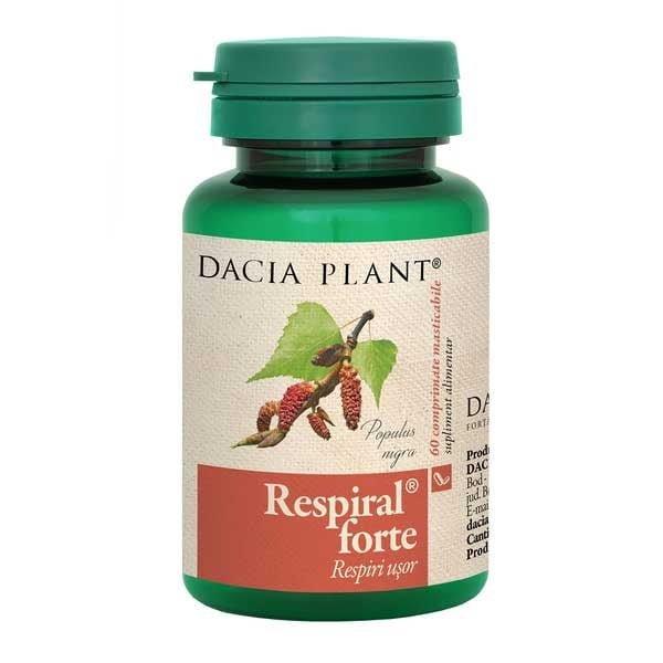 Respiral Forte Dacia Plant 60cpr