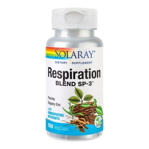 Respiration Blend Secom Solaray 100cps