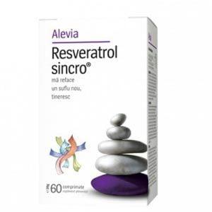 Resveratrol Sincro Alevia 60cpr