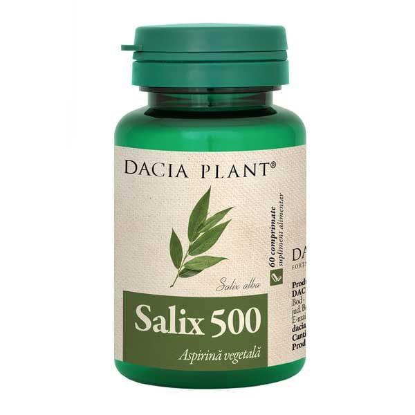 Salix 500 (Aspirina Vegetala) 60cpr DACIA PLANT