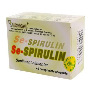 Se-Spirulin Hofigal 40tb