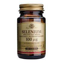 Selenium Seleniu Solgar 100ug 100tb
