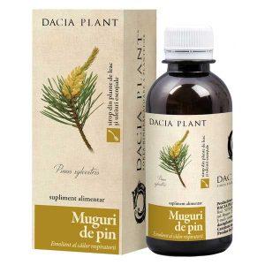 Sirop de Muguri de Pin Dacia Plant 200ml