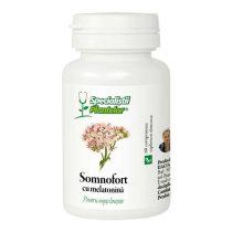 Somnofort cu melatonina Dacia Plant 60cpr