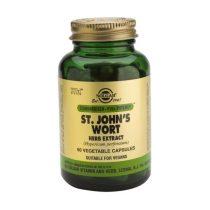 ST. John's Wort Herb Extract Solgar 60cps