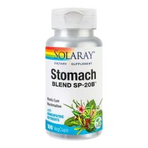 Stomach Blend Secom Solaray 100cps