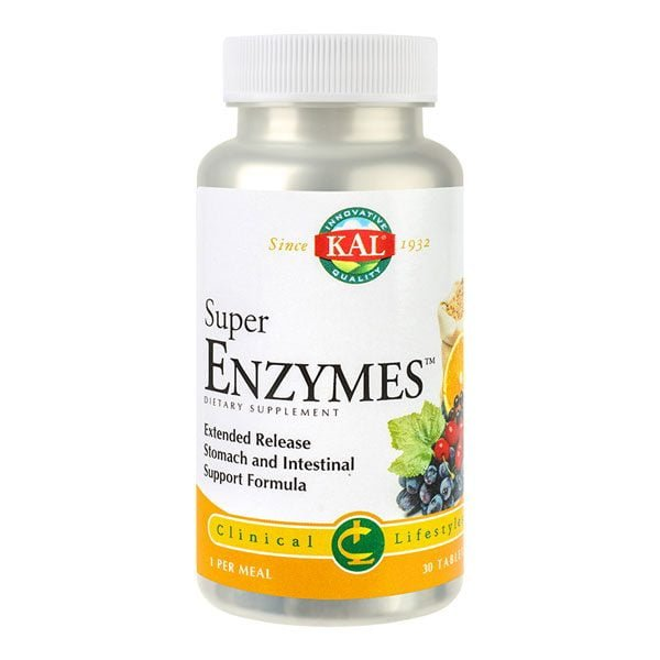 Super Enzymes Secom KAL 30cpr