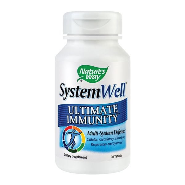 Systemwell 30cpr NATURE'S WAY SECOM