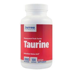 Taurine Secom Jarrow Formulas 100cps