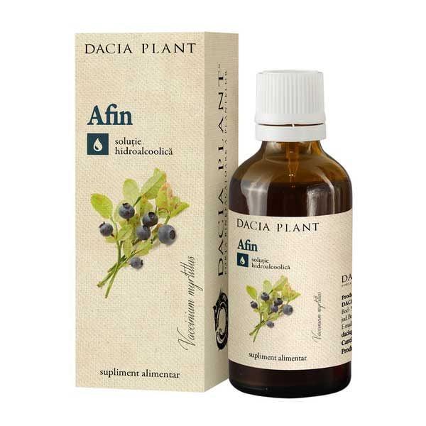 Tinctura de Afin 50ml DACIA PLANT