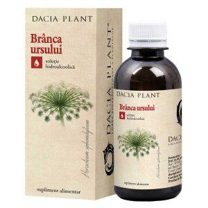 Tinctura de Branca Ursului Dacia Plant 200ml