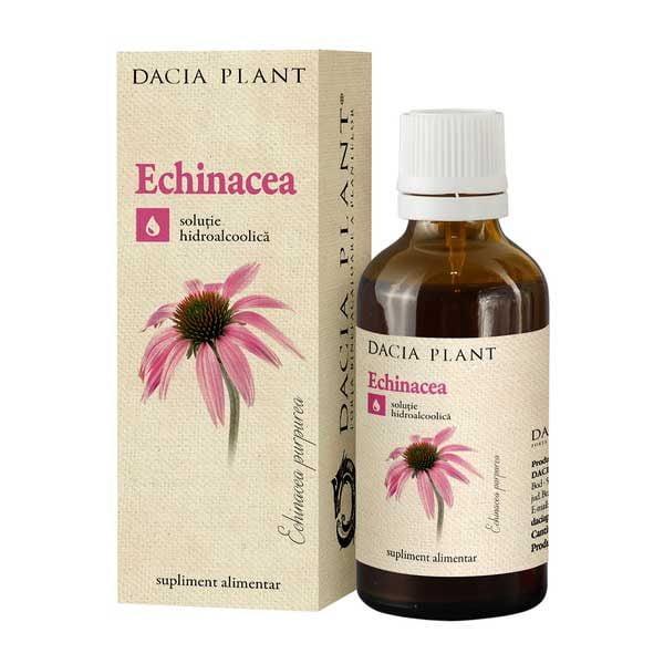Tinctura de Echinacea Dacia Plant 50ml