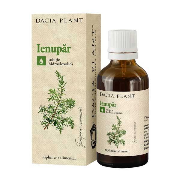 Tinctura de Ienupar Dacia Plant 50ml