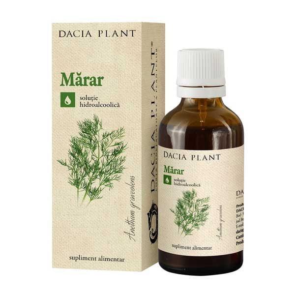 Tinctura de Marar 50ml DACIA PLANT