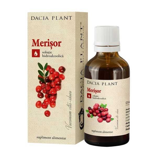 Tinctura de Merisor Dacia Plant 50ml