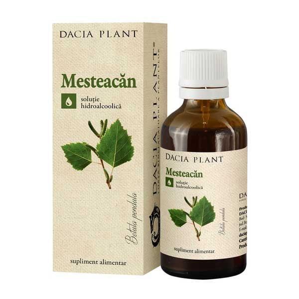 Tinctura de Mesteacan 50ml DACIA PLANT