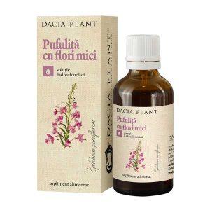 Tinctura de Pufulita cu Flori mici Dacia Plant 50ml