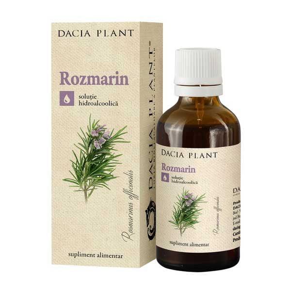 Tinctura de Rozmarin 50ml DACIA PLANT