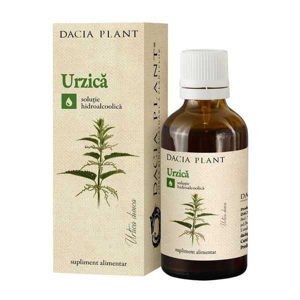 Tinctura de Urzica 50ml DACIA PLANT