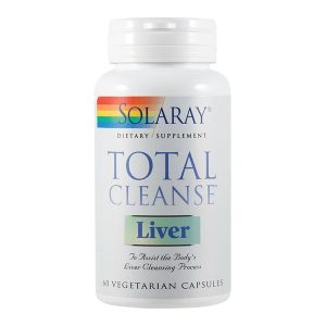 Total Cleanse Liver Secom Solaray 60cps