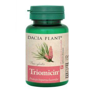 Triomicin Masticabile Dacia Plant 60cpr