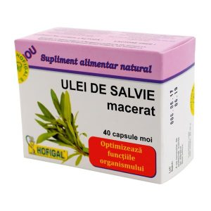 Ulei de Salvie Hofigal 40cps