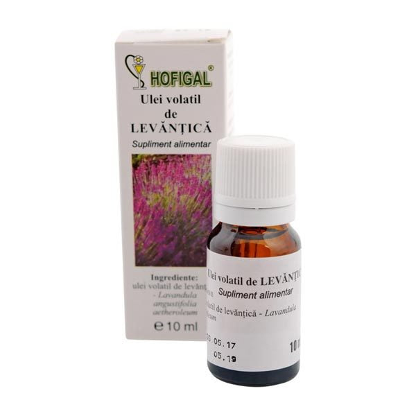 Ulei volatil de Levantica Hofigal 10ml