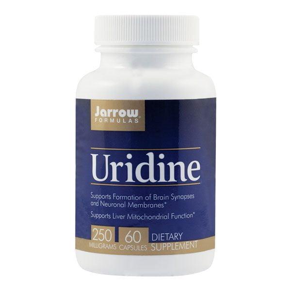 Uridine 250Mg 60cps Jarrow Formulas SECOM