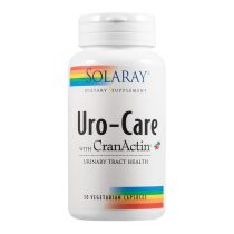 Uro-Care With Cranactin Secom Solaray 30cps