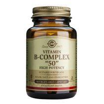 Vitamina B Complex 50 Solgar 50cps