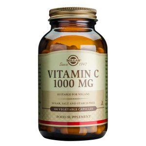Vitamina C Solgar 1000mg 100cps