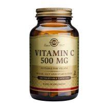 Vitamina C 500 mg Solgar 100cps