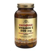 Vitamina C Solgar 500 mg 90tb