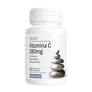 Vitamina C Alevia 180mg 60cpr