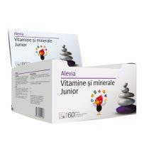 Vitamine si Minerale Junior Alevia 60dz