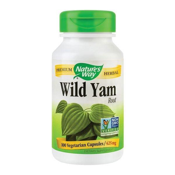 Wild Yam 100cps NATURE'S WAY SECOM